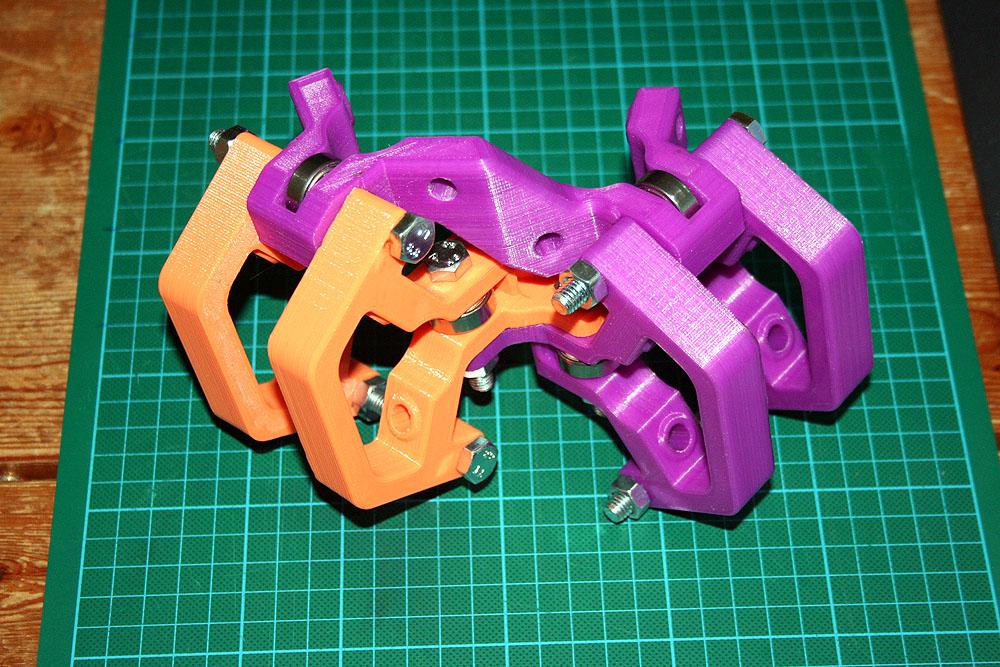 Test assemblage jonction X-Y-Z